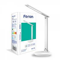 Настільний світлодіодний світильник Feron DE1728