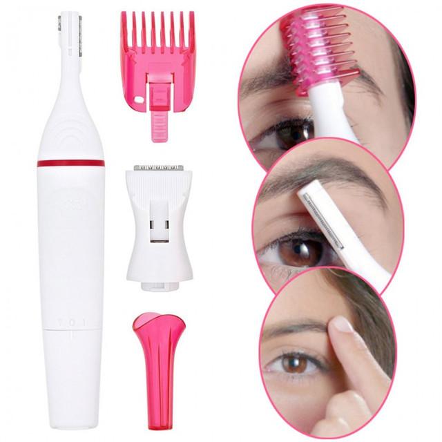 Женский  триммер Sensitive Precision для чувствительных участков тела.
