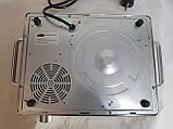 Инфракрасная плита WIMPEX WX1324 настольная с таймером (2000W), фото 6