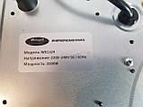 Инфракрасная плита WIMPEX WX1324 настольная с таймером (2000W), фото 7