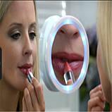 Зеркало для макияжа Magic Makeup Mirror с LED-подсветкой., фото 2