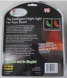 Подсветка для унитаза с датчиком движения Bowl Brite., фото 3