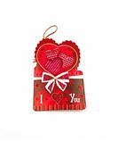 """Поздравительные открытки """"Валентинки''  (6,7x9,4 см, 144 шт в блистере), фото 2"""