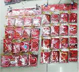 """Поздравительные открытки """"Валентинки''  (6,7x9,4 см, 144 шт в блистере), фото 3"""