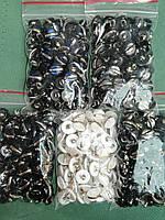 Пуговица  №20/13мм пластиковая PG744 (разные цвета), фото 1