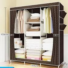 Многофункциональный шкаф-органайзер для вещей 130*45*170 см HCX-153NT.