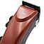 Машинка для стрижки волосся Ga.Ma PRO8 Limited Edition Red професійна, фото 5