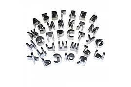 Набір кондитерських вирубок Російський алфавіт