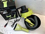 Автомобильный пылесос для сухой и влажной уборки The Black multifunction wet and dry vacuum 120 W, фото 3