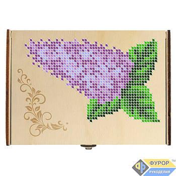 Органайзер для бисера деревянный для вышивки на 10-12 ячеек (КДв-05-5)