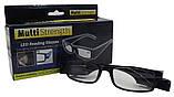 Светодиодные Очки Для Чтения Multi Strength Reading Glasses., фото 3