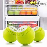 Поглотитель запаха для холодильника  шарики Fridge Balls., фото 4