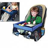 Универсальный столик для автокресла и коляски Play Snack Tray, фото 3
