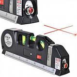 Лазерный уровень нивелир Fixit Laser Level Pro 3, фото 3