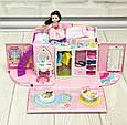 Домик - сумочка для куклы (подходит для LOL) арт. 051, фото 3