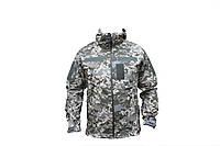 Куртка софт шел (Soft shell) ПИКСЕЛЬ