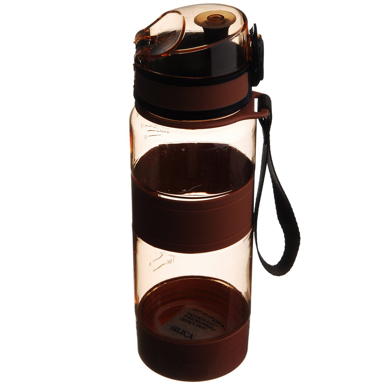 Спортивная бутылка A-PLUS 450 мл (PB-450) Оранжевая