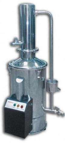 Аквадистилятор ДЕ-10 (DE-10) MICROmed Б/У
