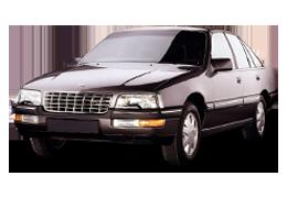 Брызговики для Opel (Опель) Senator A 1980-1987