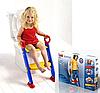 Детское сидение на унитаз со ступенькой и ручками Childr Toilet Trainer, фото 4