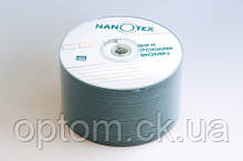 Чистый диск Nanotex CD-R 700 Mb 50x bulk50