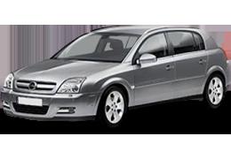 Брызговики для Opel (Опель) Signum I 2003-2008