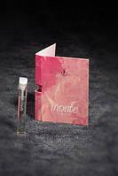 Духи з феромонами жіночі Monte, 2 мл пробник