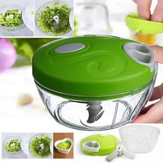 Кухонный измельчитель Speedy chopper (YG-708) Зеленый