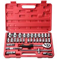 Набор инструментов ключей PIECE TOOL SET (32 штуки 1/2)