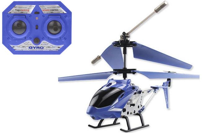 Вертолет на радиоуправлении King 33008 Синий