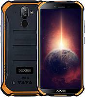 Doogee S40 Pro   Оранжевий   IP68   4/64gb   4G/LTE   NFC   Гарантія, фото 1