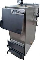 Котли шахтного типу з бічним завантаженням Bizon F