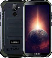 Doogee S40 Pro | Зелений | IP68 | 4/64gb | 4G/LTE | NFC | Гарантія