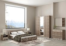 """Модульная мебель для спальни """"Ева"""" Феникс"""