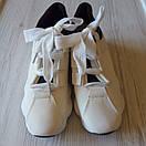 Белые кроссовки женские білі кросівки жіночі, фото 8