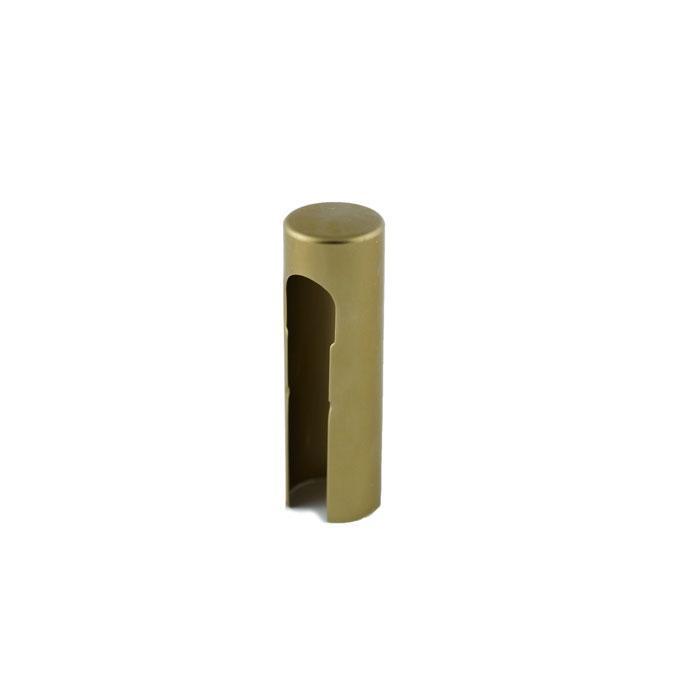 Накладка декоративна на петлю 3D алюміній: Brown