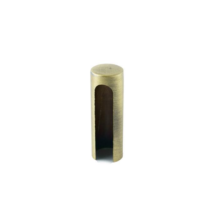 Накладка декоративная на петлю 3D алюминий: АВ