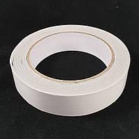 Скотч для кожи двухсторонний (липкая лента) 12мм. 25метров., фото 1