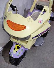 Б/У Детский электромотоцикл ZP2319. Детский электромобиль. Детский мотоцикл, фото 3