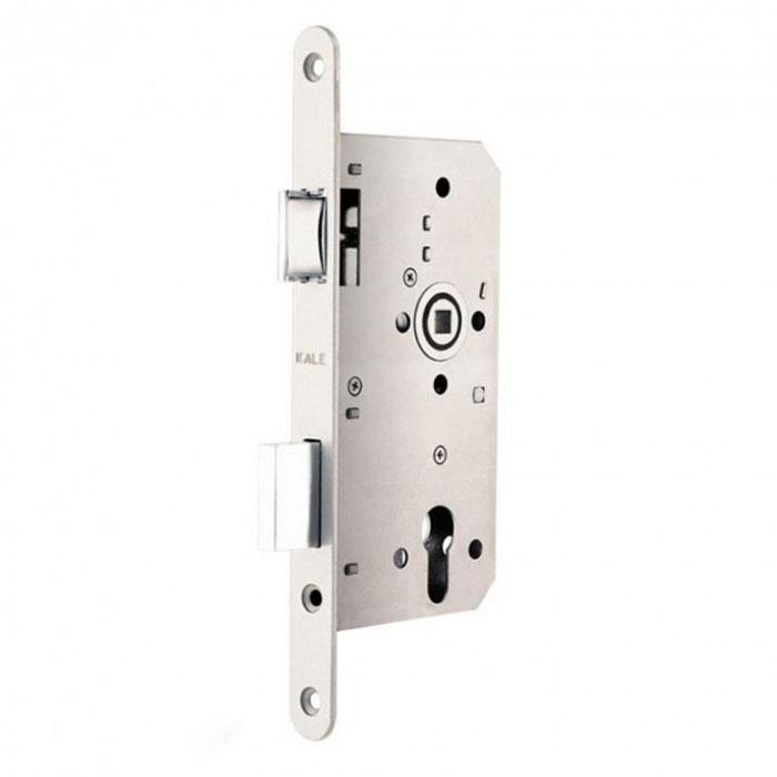 Механизм врезной KALE 150 PZW, B:55mm,никель, L:72mm