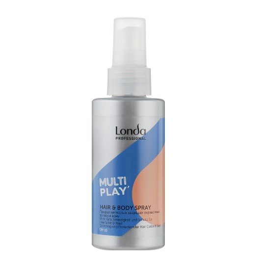 Londa Multi Play Hair&Body Spray Спрей для волос и тела 100мл