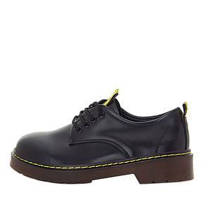 Туфли женские Erra MS 21877 черный (36), фото 2
