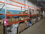 Траверса (балка) 1800мм 4900кг для паллетного стеллажа, фото 7