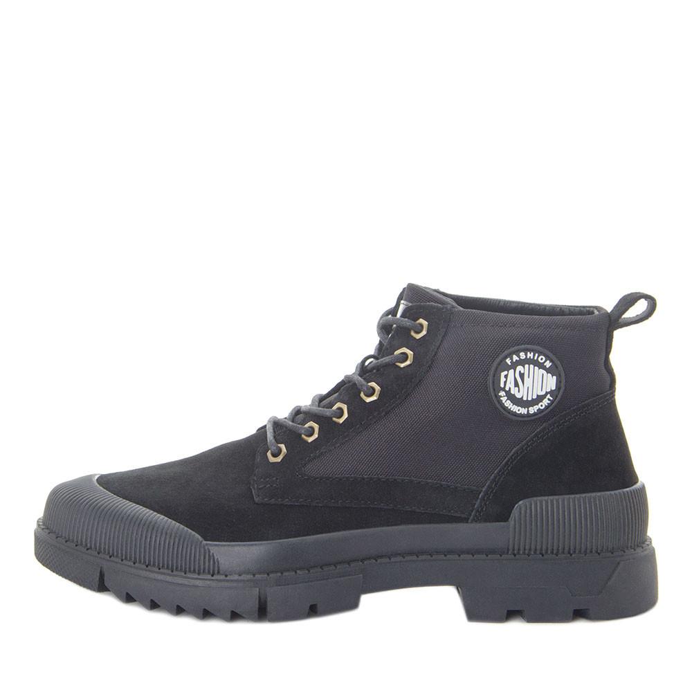 Ботинки мужские Erra MS 21830 черный (39)