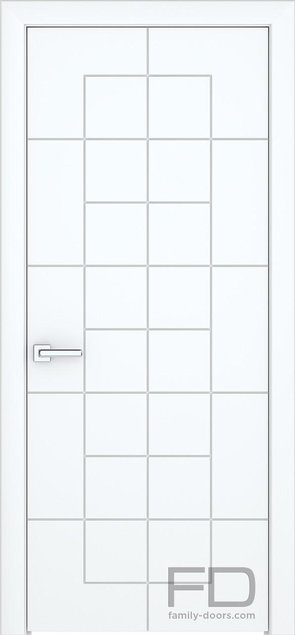 Межкомнатные двери Модерн 8 (Эмаль) FD