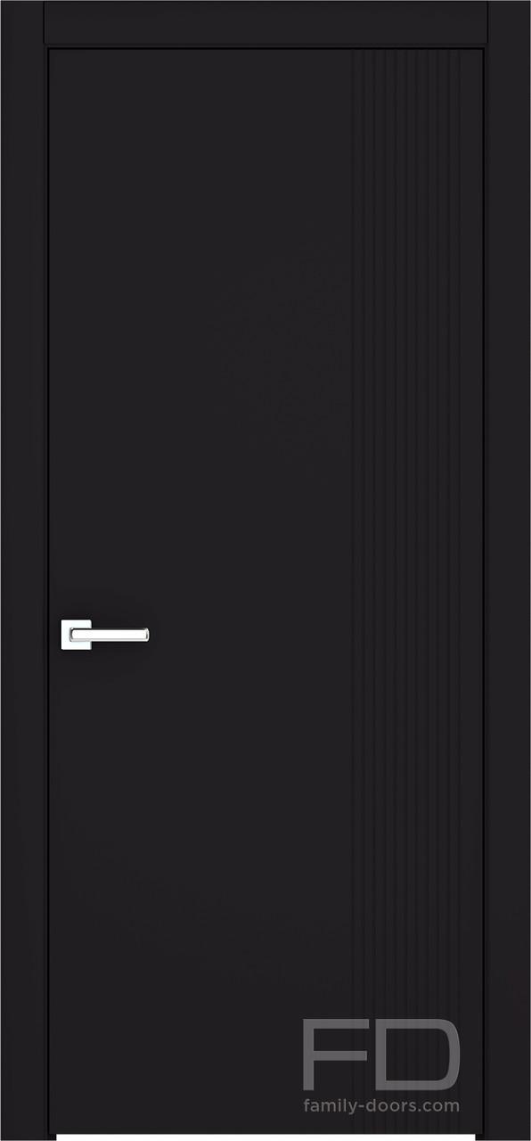 Межкомнатные двери Модерн 10 (Эмаль) FD