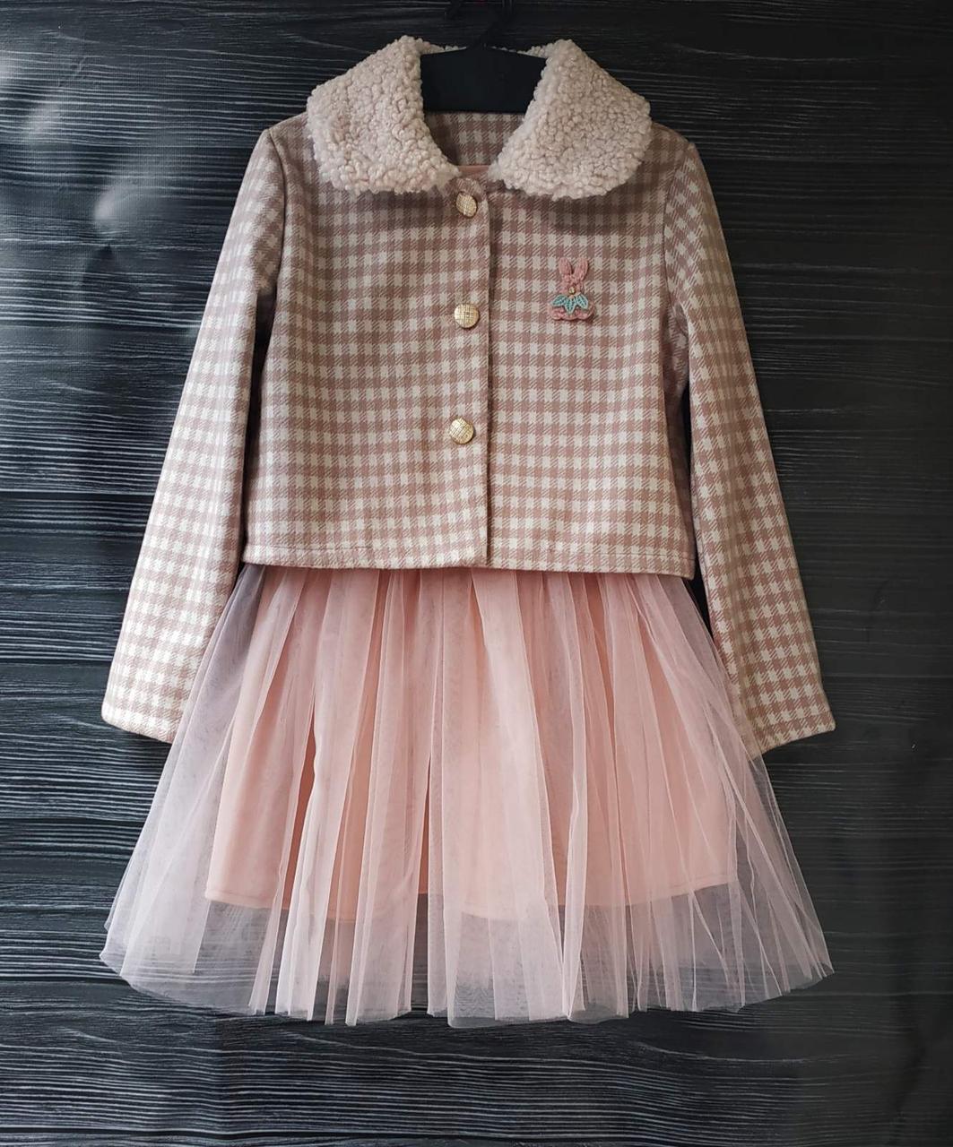 Платья детские для девочек нарядные с болеро