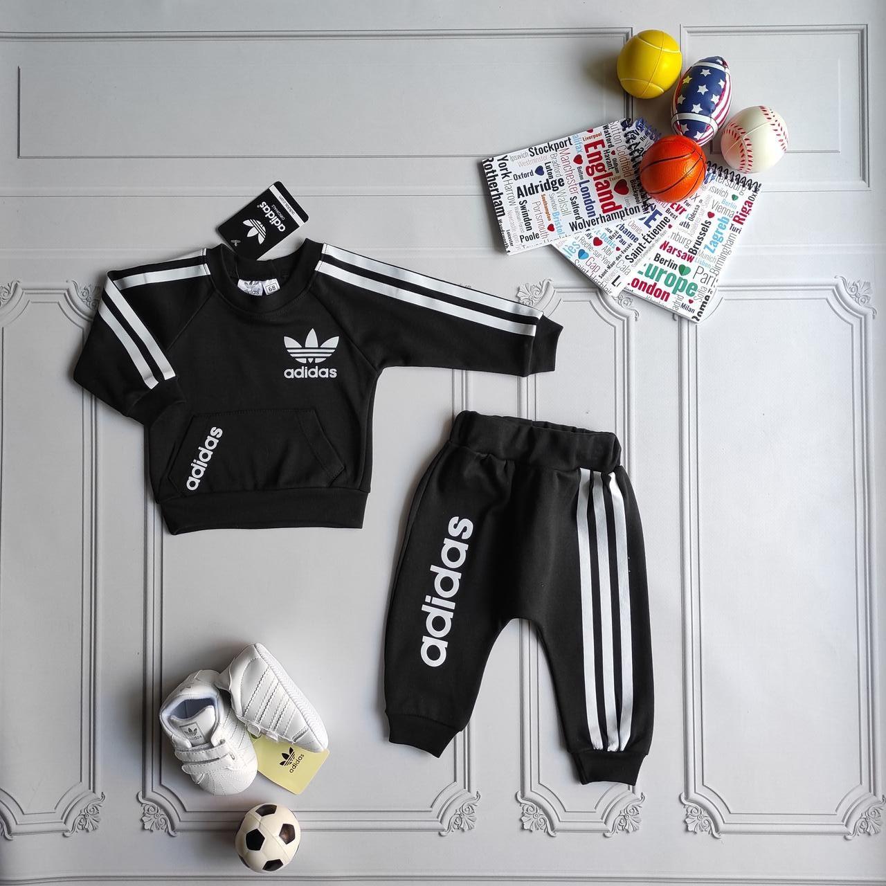 Костюм Adidas для новорожденных