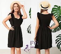"""Літнє плаття із завищеною талією """"Сабріна"""", фото 1"""
