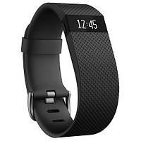 Фитнес браслет Fitbit Charge HR Black L